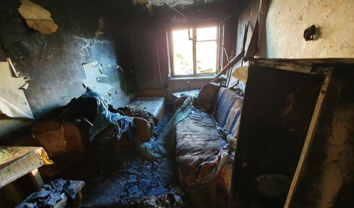 Житель Братска поджог общежитие из-за обиды (Видео)