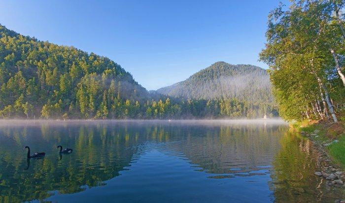 НаТеплых озерах запретили ставить палатки