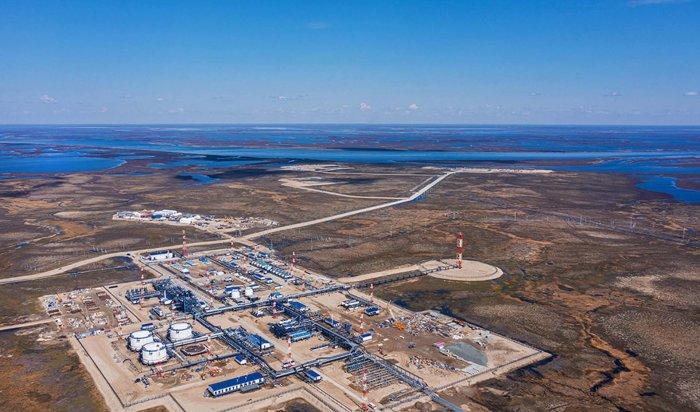 ВРоссии впервые сначала пандемии ввели вэксплуатацию новое нефтегазовое месторождение