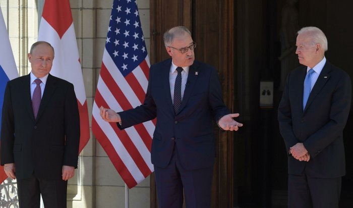 Саммит в Женеве не изменил политику антироссийских санкций