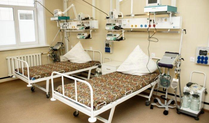 ВИркутской области развернуто 4,5тысячи коек для лечения больных коронавирусом