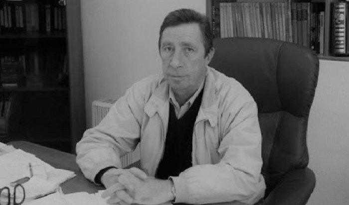 Известный иркутский кинодокументалист Александр Голованов ушел изжизни после долгой болезни