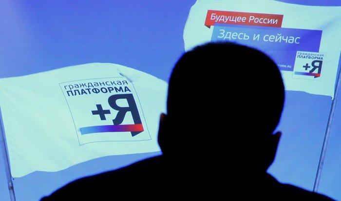 Партия «Гражданская платформа» утвердила кандидатов навыборы вГосдуму отПриангарья