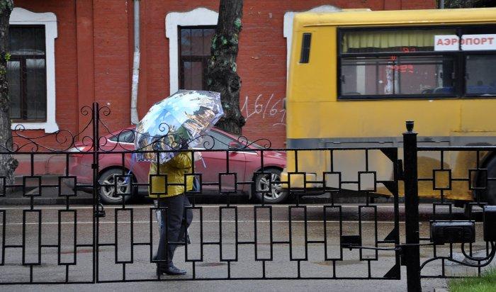 Метеорологи прогнозируют ухудшении погоды 8-9 июля в Иркутской области