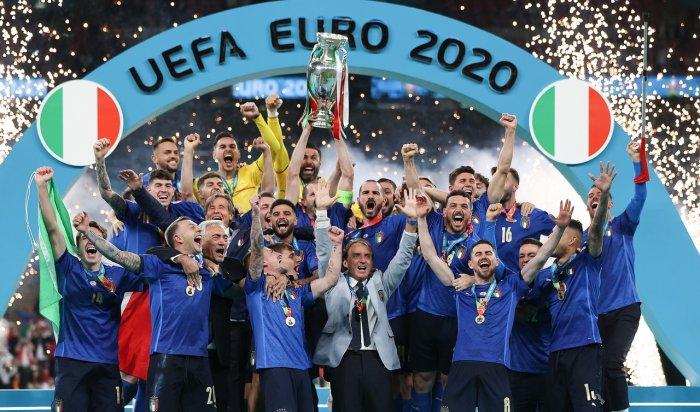 Италия одержала победу над Англией истала чемпионом Евро-2020