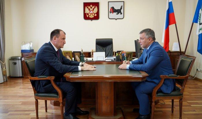 Владимир Читоркин назначен министром лесного комплекса Иркутской области