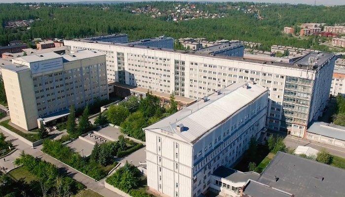 На базе Иркутской областной клинической больницы начал работать ковидный госпиталь
