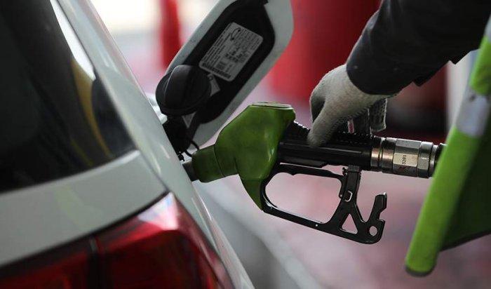 ВИркутске самые высокие цены набензин идизтопливо среди сибирских административных центров