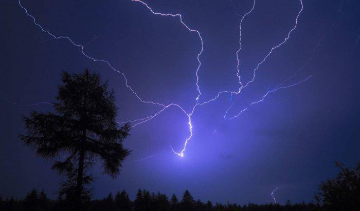 21 июля в Иркутской области ожидается ухудшение погоды