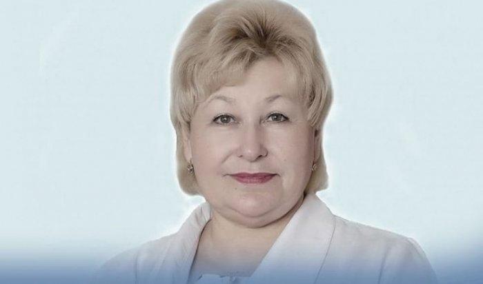 Главврач Иркутского областного кожно-венерологического диспансера скончалась откоронавируса