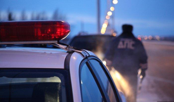 Два мотоциклиста погибли в ДТП в Иркутском районе (Видео)