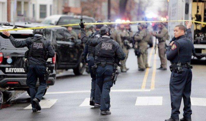 В двух километрах от Белого дома произошла стрельба