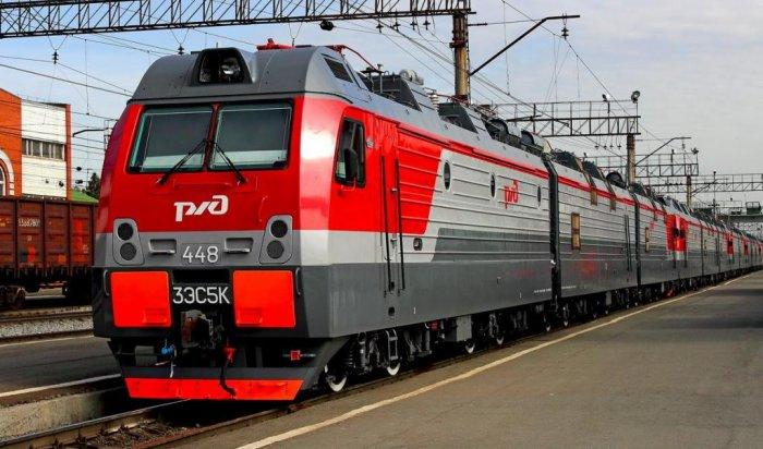 РЖД открыли движение поездов по Транссибу в Забайкалье