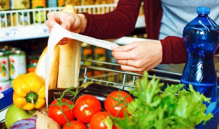 На 6,2% выросли цены в Приангарье за полгода по сравнению с 2020 годом