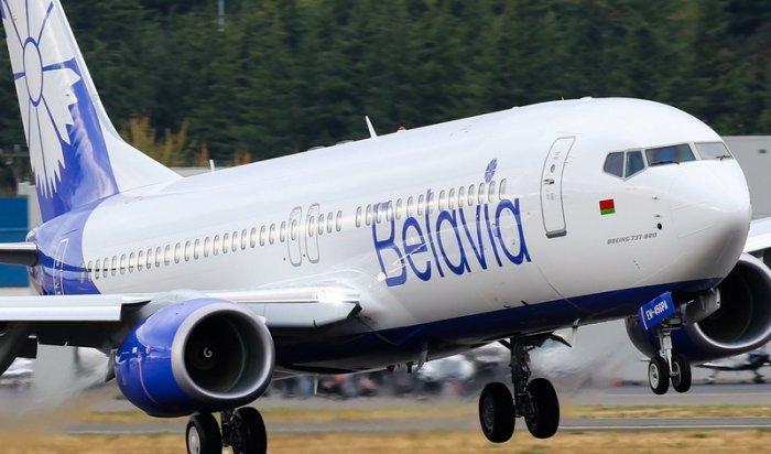 Самолет Belavia, подавший сигнал бедствия, благополучно приземлился вМоскве