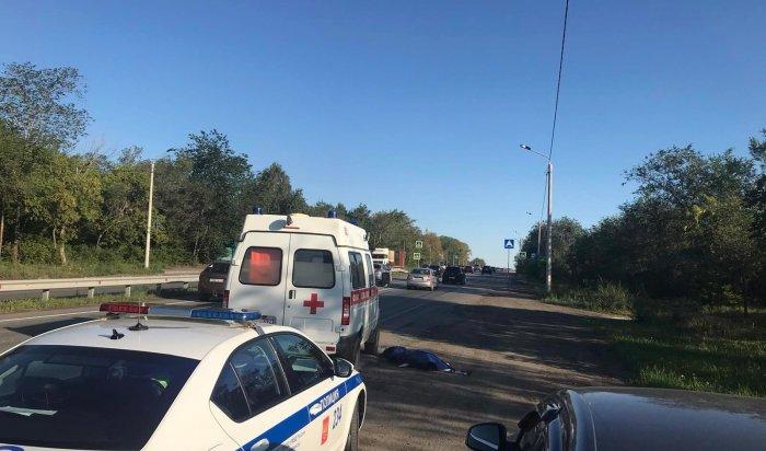 ВЧелябинске пациентка выпала изскорой ипогибла