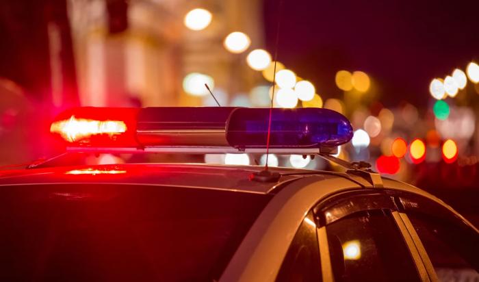 В Тайшете полицейские задержали пьяного водителя (Видео)
