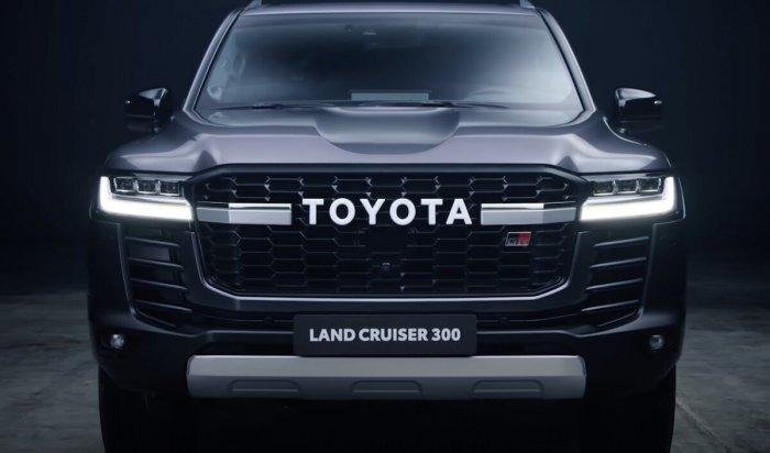 Toyota прокомментировала запрет наперепродажу Land Cruiser 300