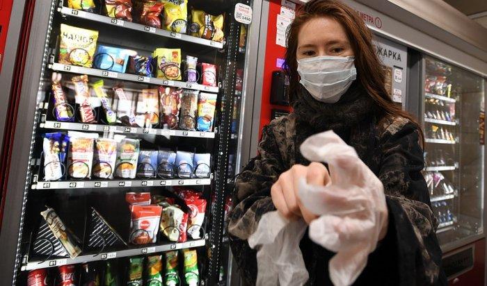 ВМоскве отменили обязательное ношение перчаток втранспорте иобщественных местах
