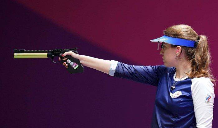 Россиянка Виталина Бацарашкина выиграла второе «золото» встрельбе изпистолета наОлимпиаде вТокио