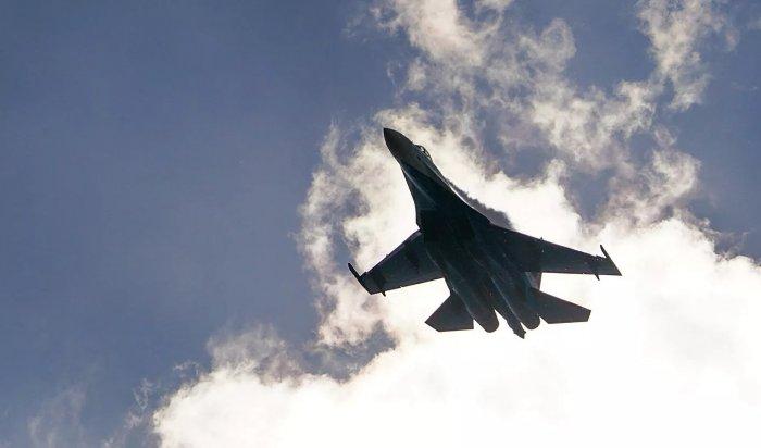 В Хабаровском крае разбился истребитель Су-35