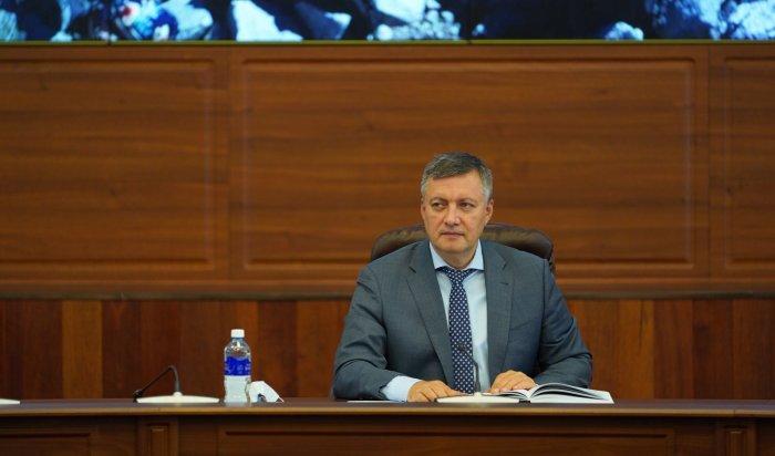 Игорь Кобзев: Муниципалитеты Приангарья получат дополнительную финансовую поддержку
