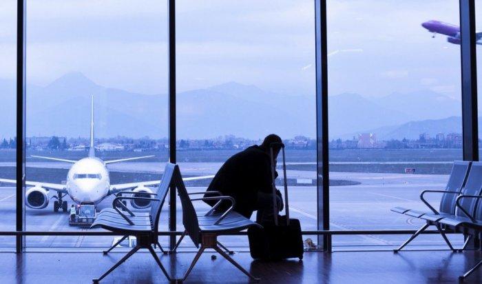 ВИркутском аэропорту перенаправили рейсы из-за тумана