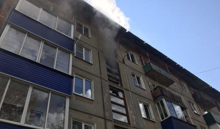 ВУсолье-Сибирском загорелась квартира отвключенного электрочайника