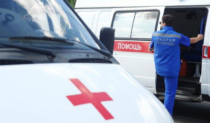 ДТП спятью автомобилями произошло натрассе «Байкал» вШелеховском районе (Видео)