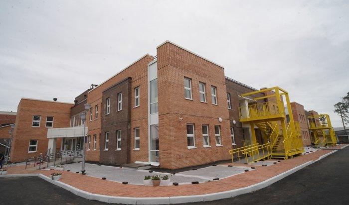 В Приангарье открылись три детских сада