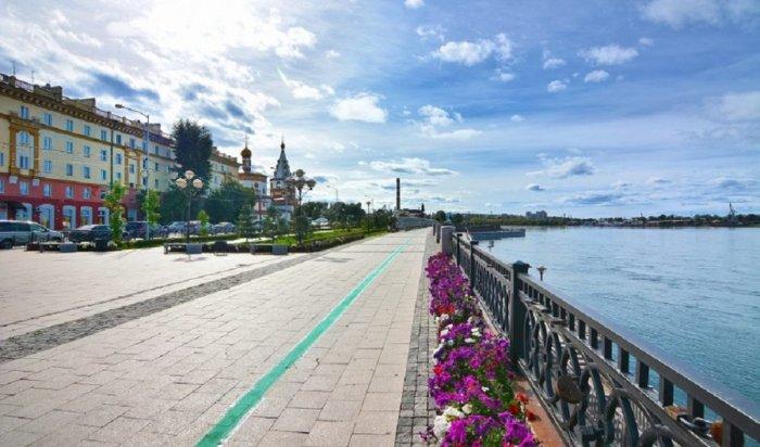 В Иркутске презентовали проект Единой набережной