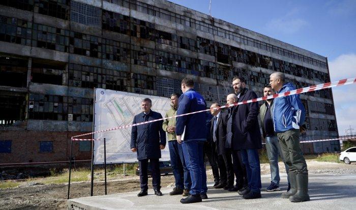Доконца октября будут ликвидированы все 12аварийных скважин наплощадке «Усольехимпрома»