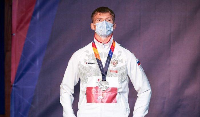 Бронзовый призер Паралимпиады изСаянска Роман Тарасов стал заслуженным мастером спорта России