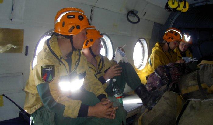За прошедшие сутки в Иркутской области ликвидировано 6 255 га лесных пожаров