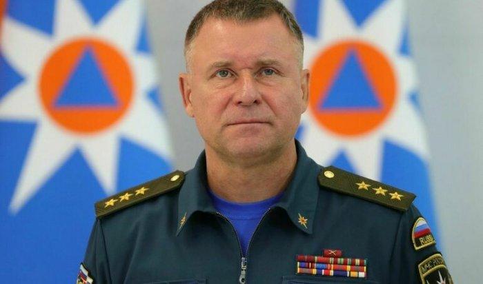 Погибшему главе МЧС Евгению Зиничеву присвоили звание Героя России
