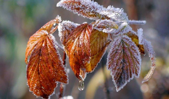 15сентября вИркутской области ожидается ухудшение погоды