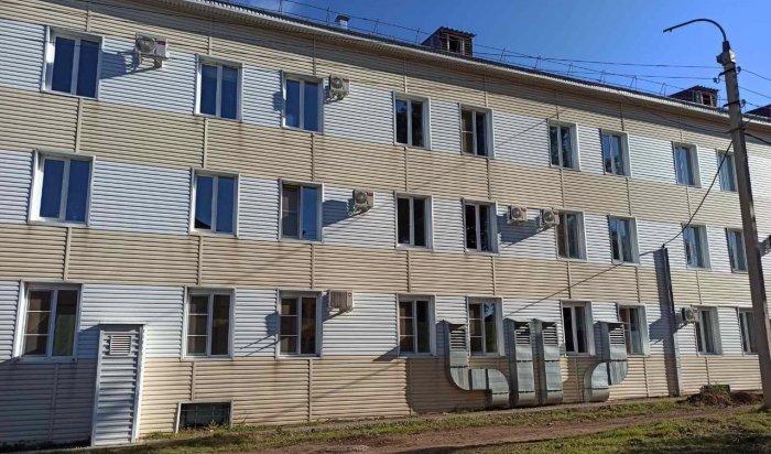 Капитальный ремонт завершился втрех медучреждениях Иркутской области