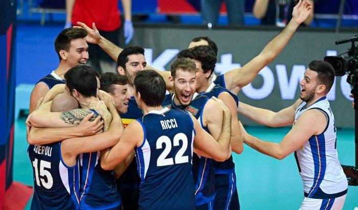 Сборная Италии стала чемпионом Европы поволейболу