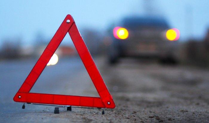 23сентября вШелеховском районе натрассе «Байкал» произошло четыре ДТП (Видео)