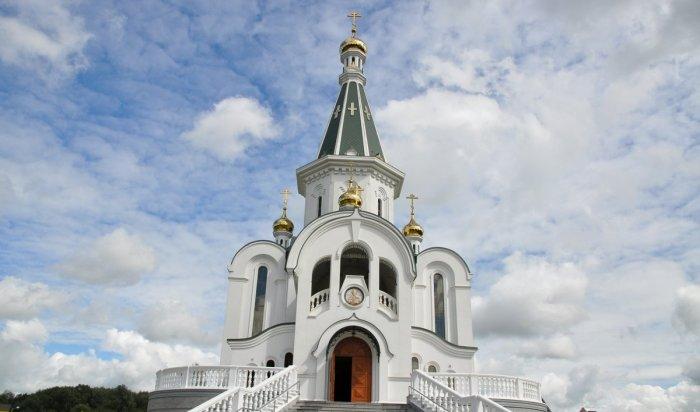 Вадминистрации Иркутска обсудили строительство храма вмикрорайоне Приморский