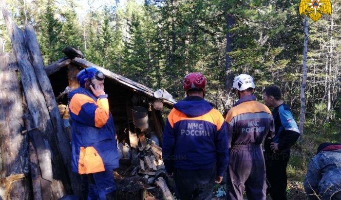 ВБурятии спасатели нашли пропавших волонтеров, отправившихся напоиски рыбака