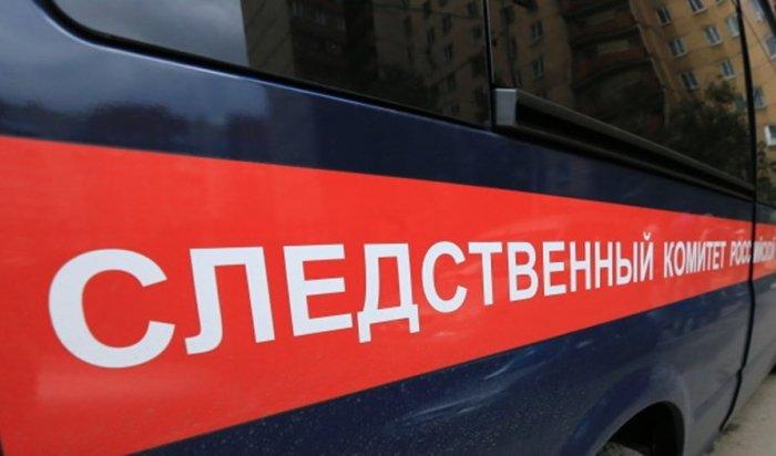 В Усольском районе дети нашли в подвале завернутый в ковер труп