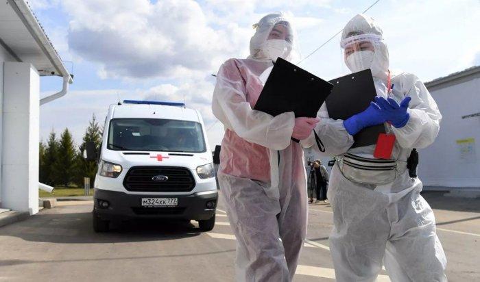 381 новый случай COVID-19 подтвердили за сутки в Иркутской области