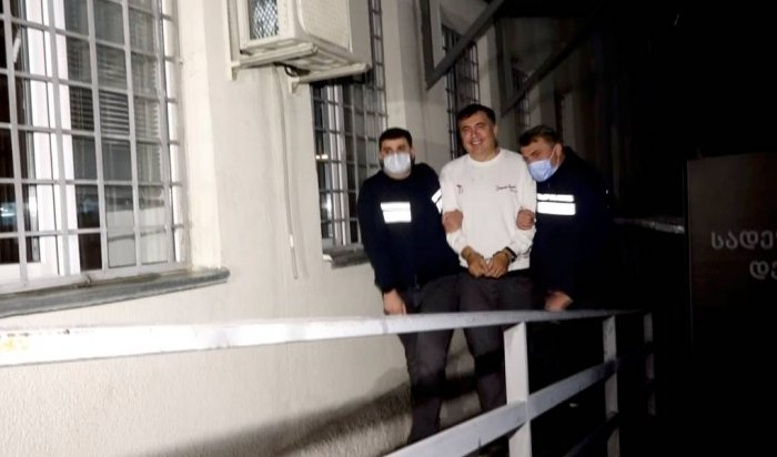 Михаила Саакашвили задержали вГрузии