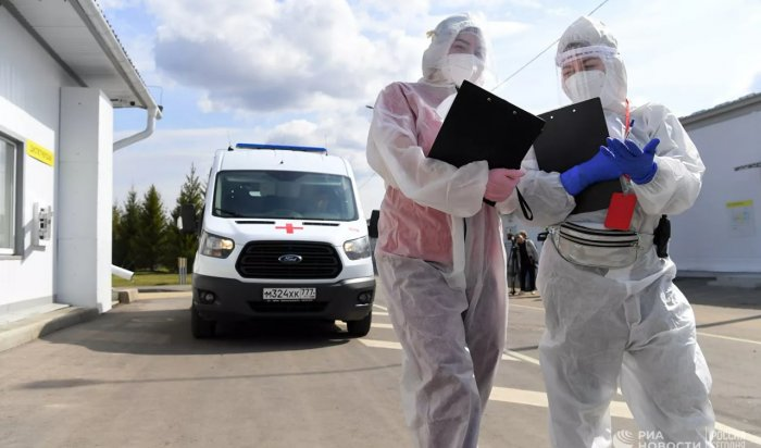 379 новых случаев COVID-19 подтвердили за сутки в Иркутской области