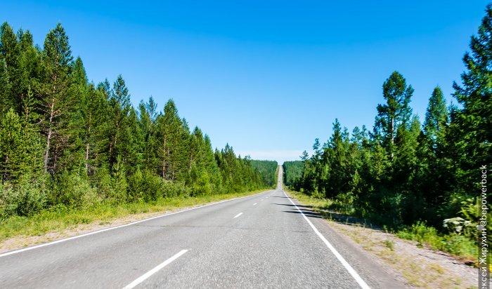 ВИркутской области планируют заасфальтировать все дороги, ведущие наБайкал