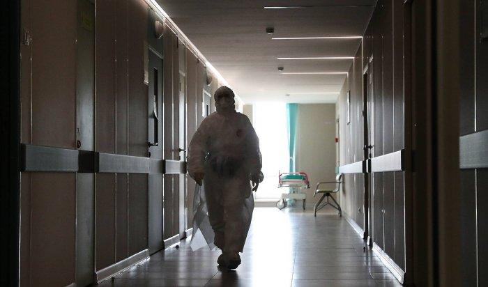 Максимальное число смертей от коронавируса зафиксировали в России за сутки