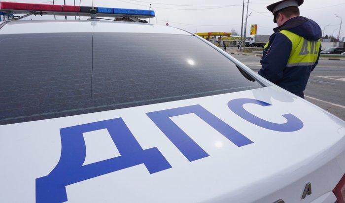 За прошедшие выходные в Саянске сотрудники полиции составили более 70 протоколов за нарушения ПДД (Видео)