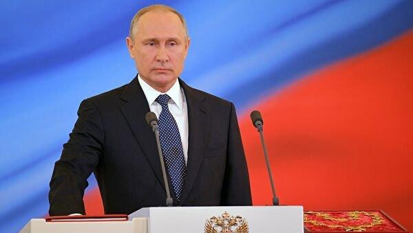 Путин сообщил, что пока не решил, будет ли баллотироваться на пост президента в 2024 году