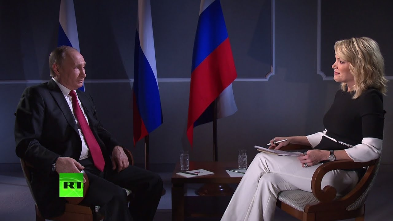 Интервью американскому телеканалу NBC • Президент России